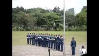 Slow Drill of Philippine Air force Part 1