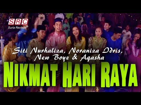 Siti Nurhaliza, Noraniza Idris, New Boyz & Aqasha - Nikmat Hari Raya (Official Music Video - HD)