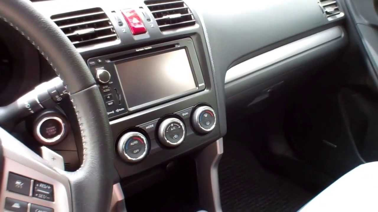 a look at the 2014 subaru forester 2 0 xt touring youtube. Black Bedroom Furniture Sets. Home Design Ideas