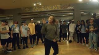 Tessa Brooks | Antoine Troupe Choreography