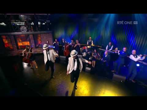 The Kilfenora Céilí Band - Smooth Criminal | The Late Late Show | RTÉ One