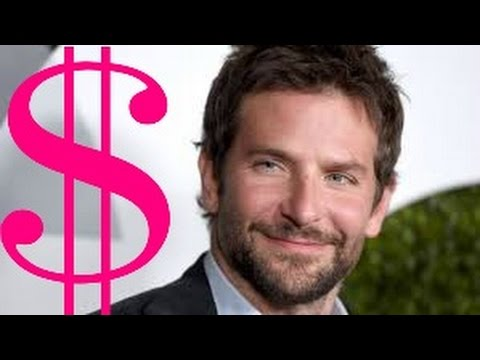 Bradley Cooper Net Worth 2018