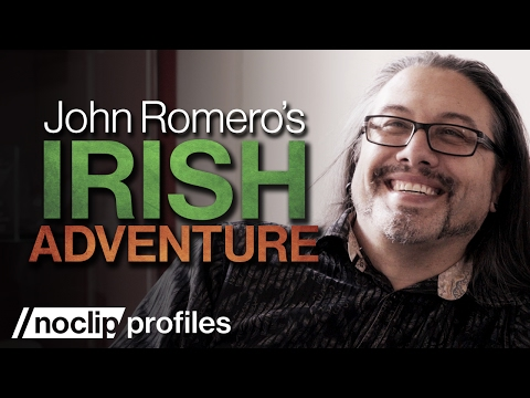 John Romero's Irish Adventure - Noclip Profiles
