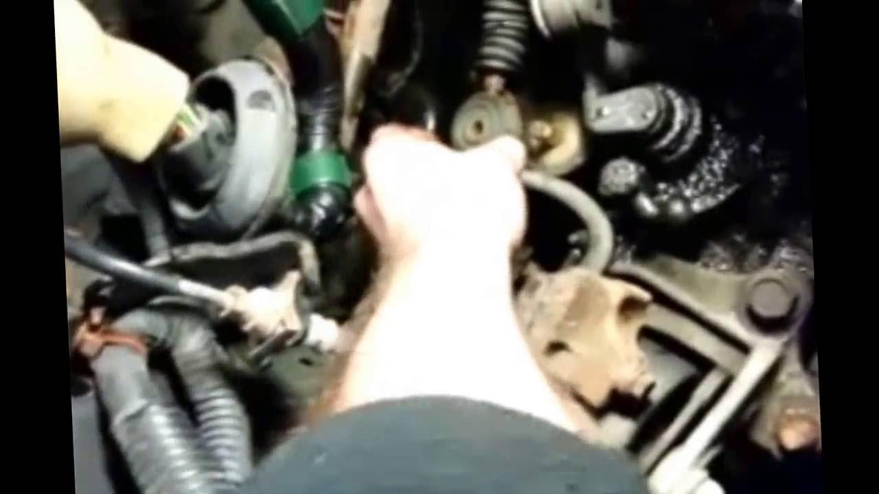 medium resolution of 2003 honda civic 1 7l engine motor swap non vtec to jdm vtec