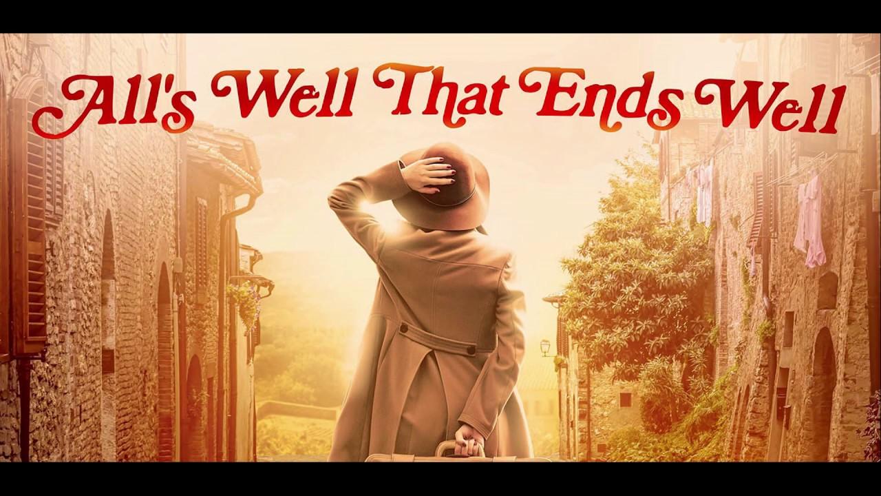 Alls Well That Ends Well Trailer Jermyn Street Theatre 6 30 November 2019