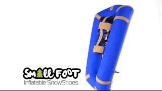 Product Video: Small Foot Inflatable Snowshoes // Blue Tomato