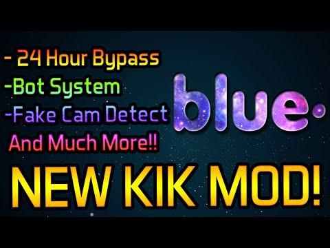 Blue Kik |