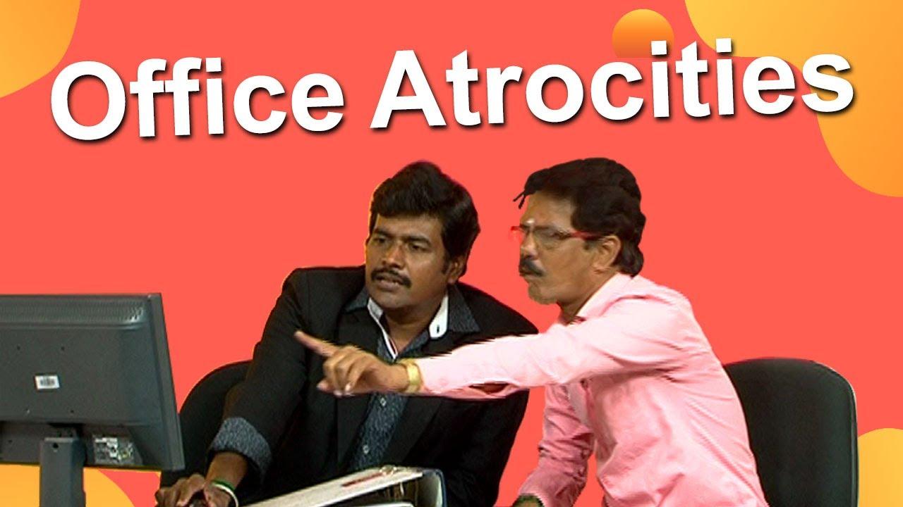 Office Atrocities | Mullai Kothandam Comedy | முல்லை கோதண்டம் காமெடி #TB