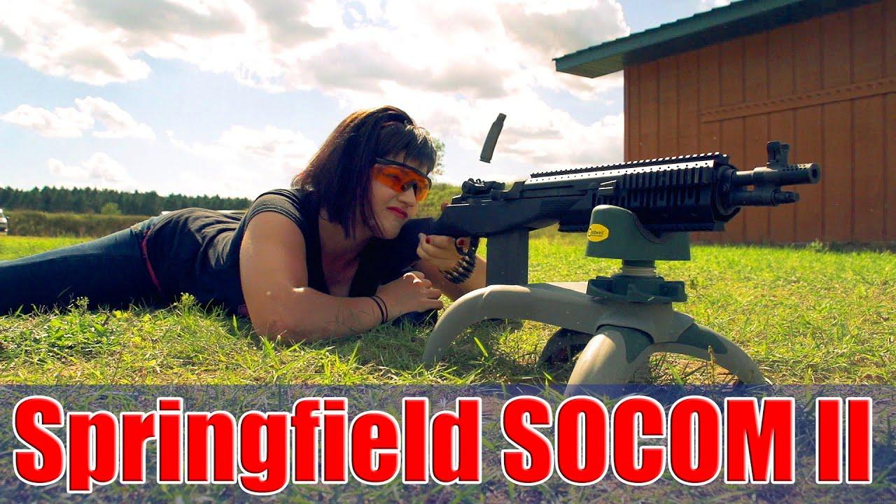 M1A SOCOM II  308 Rifle: Complete Review - FateofDestinee