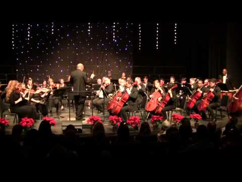 Doha Community Orchestra (DCO), December 12, 2014 Concert