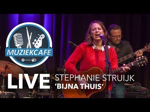 Stephanie Struijk - 'Bijna Thuis' Live Bij Muziekcafé