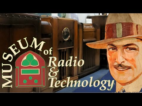 Tour The Museum Of Radio & Technology In  Huntington, WV!