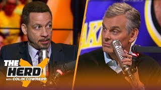 Warriors did not need KD, trading LeBron would be a bad move for Lakers — Broussard | NBA | THE HERD