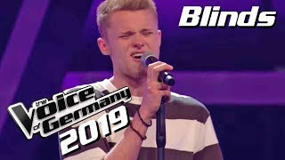 Wincent Weiss  Frische Luft (Oliver Frauenrath)  The Voice of Germany 2019  Blinds