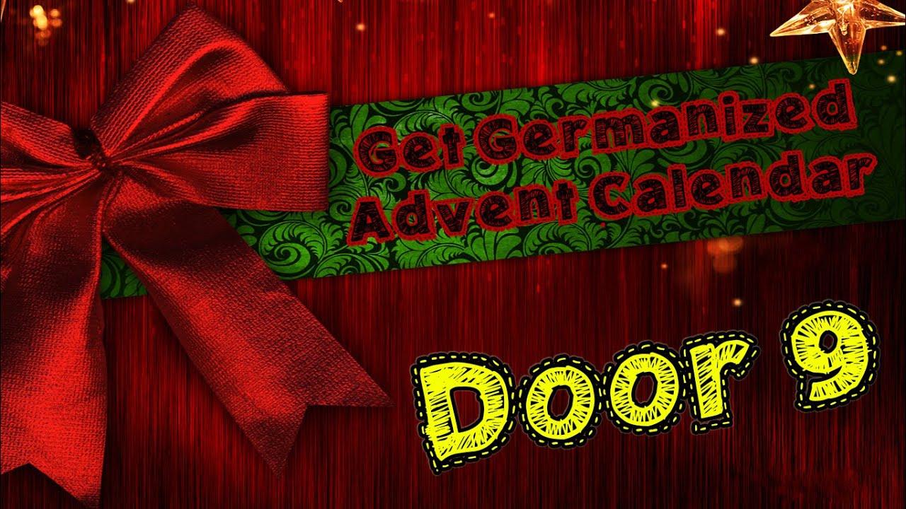 Door #9 | Get Germanized Advent Calendar - 24 Days Of Free German Chocolate & Door #9 | Get Germanized Advent Calendar - 24 Days Of Free German ... pezcame.com