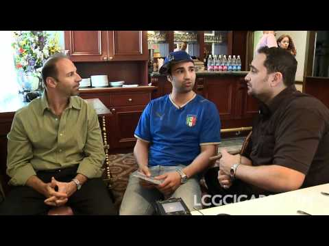 Light 'Em Up Fridays - Floriano Pagliara's Dream of An American Title Feat.Paul Malignaggi
