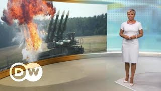 Россию обвинили в катастрофе MH17, Bellingcat назвал новое имя – DW Новости (25.05.2018)