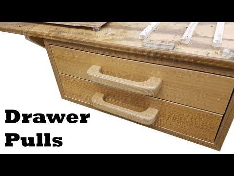 Making Drawer Pulls