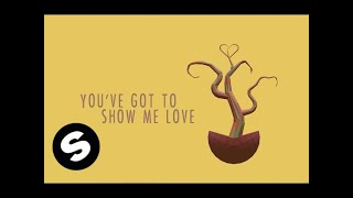 Sam Feldt - Show Me Love (ft. Kimberly Anne) [Official Lyric Video]