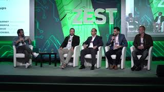 J.D. Salbego Speaks at Delta Summit 2018 - Malta (Blockchain I…