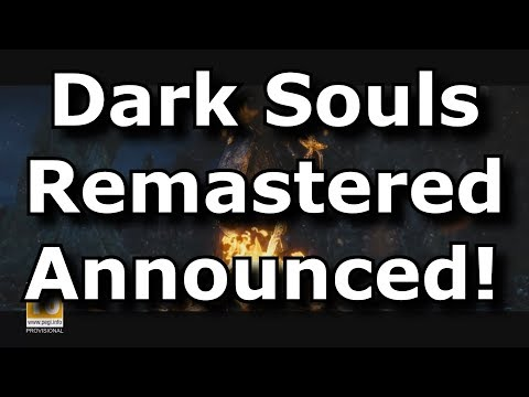 Dark Souls Remastered Announced! Trailer, Release Date, Price & New Features!