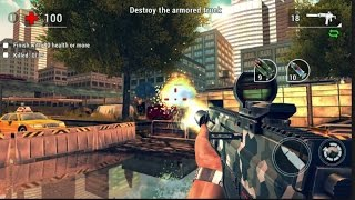 TOP 10 Offline Android FPS Games 2017 |  Best Offline Android FPS Games 2017 | Must Play in 2017