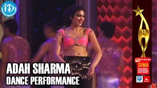 Adah Sharma Dance Performance for Ringa Ringa Song @ SIIMA 2014, Malaysia