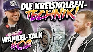 JP Performance - Die Kreiskolben-Technik! | Wankel-Talk #02