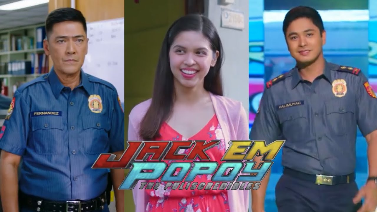 Download JACK EM POPOY: THE PULISCREDIBLES (MMFF 2018) Full Trailer | Maine Mendoza, Coco Martin, Vic Sotto