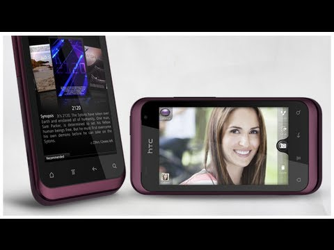 HTC Rhyme - Best-in-class camera and rich multimedia experience