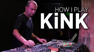 How I Play: KiNK Interview + Live Rig Walkthrough