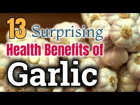 13 Surprising Health Benefits of Garlic