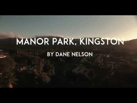 Phantom 3 - Manor park, Kingston Jamaica Cinematic Video