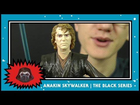 "Anakin Skywalker | The Black Series 6"" Action Figure 
