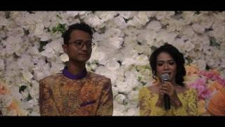 Repeat youtube video Fudi & Desty Engagement