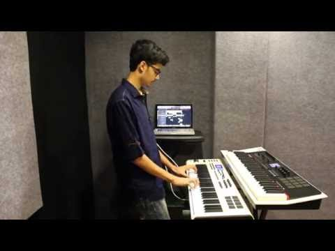 Yanni Santorini  Cover By Nilay Thakkar
