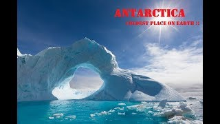 Antarctica - The coldest place on Earth documentary    Mystery Land    Documentaries LIVE