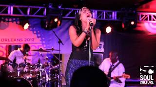 "Bridget Kelly debuts ""Special Delivery"" live at Essence Festival 2012 