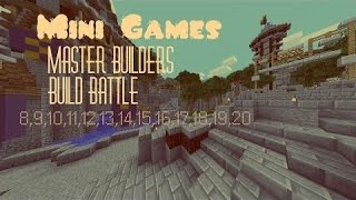 İlk Üçteyiz|Build Battle|#11