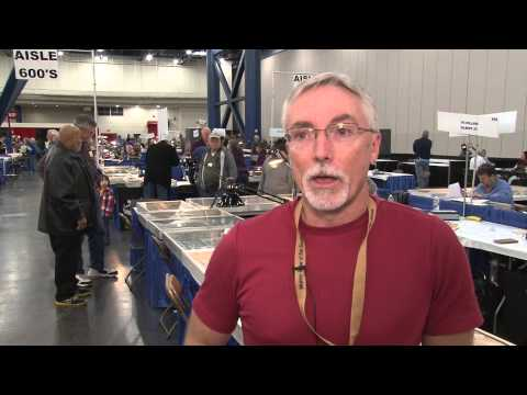 Security Questions for Coin Collectors at Home and at a Convention. VIDEO: 4:39.