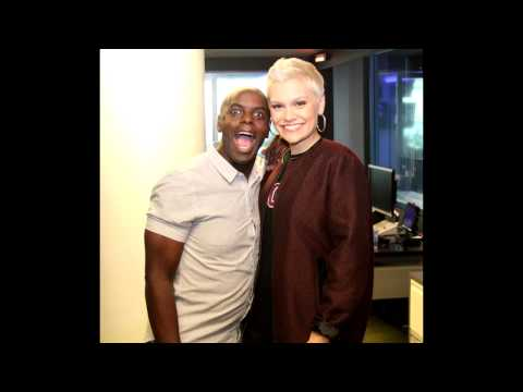 Jessie J - Interview with Trevor Nelson (BBC Radio 1Xtra)