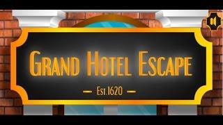 Grand Hotel Escape Walkthrough (OceanDesJeux)