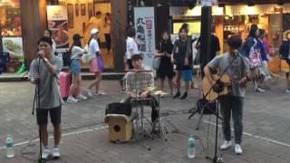 홍대... знаменитый район Хондэ в Корее!