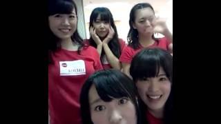 Google+投稿 渡辺美優紀 白間美瑠 木下春奈 山口夕輝.
