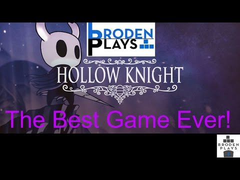 Let's Play Hollow Knight Ep.1 (Centipede)