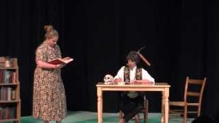 Variations on the Death of Trotky 11 09 13 Cascade High School Leavenworth WA