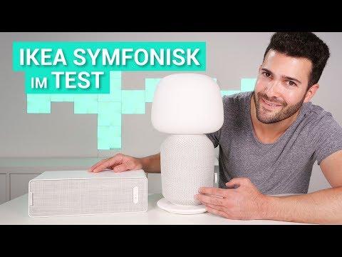 IKEA Symfonisk (Sonos) Lautsprecher - Test & Review