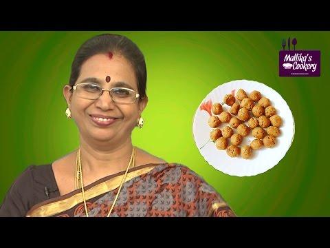 Sweet Seedai Recipe | Mallika Badrinath |  Krishna Jayanthi Spl Sweet In Tamil