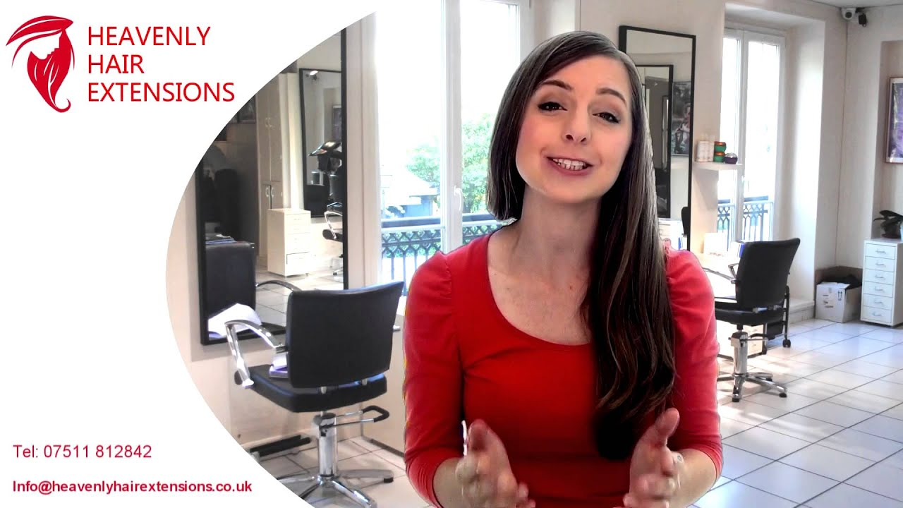 Heavenly hair extensions youtube heavenly hair extensions pmusecretfo Choice Image