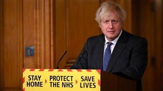 video: Coronavirus latest news: UK death toll passes 100,000 -watch Boris Johnson live